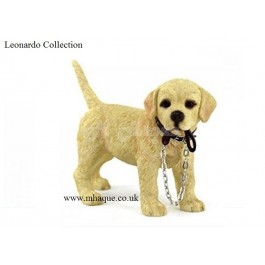 Walkies Golden Labrador dog figurine ABS2