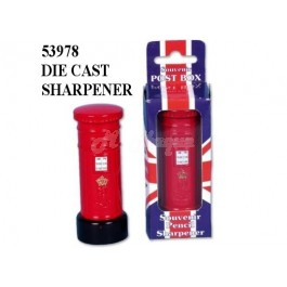 Post box Sharpener figurine