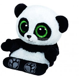 Poo TY Peek A Boos panda Phone Holder soft toy B25