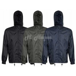 Adults Lightweight Shower Proof Kagool Jackets by Protonic-m