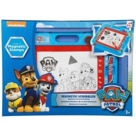 "Official PAW Patrol Character Magnetic Scribbler Drawing Board ""Medium"" ABA1"