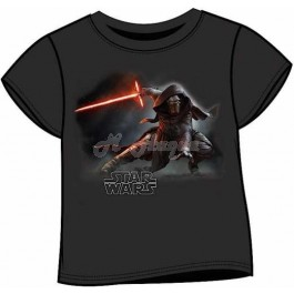 "Star Wars EP7 ""Kylo Ren"" The Force Awakens T-Shirt-5-6 years"