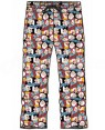 Men's Official Disney Dwarf Grumpy Character Lounge Trouser Pant-xl