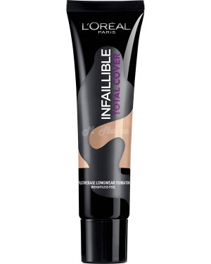 L'Oreal Infallible Total Cover 13 Rose Beige - Brand new