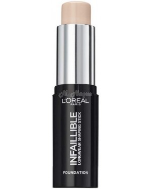 L'Oreal Infallible shaping Blush foundation highlighter in 10 different colour - Brand new.-140 Natural Rose