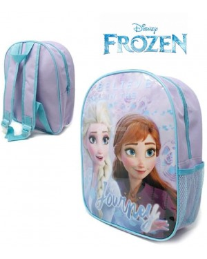 "E29-Official Disney ""Frozen II"" Character Junior School Backpack B2- Brand new."