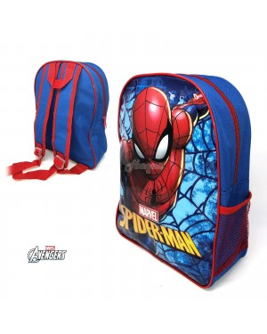 "1029HV-Official Marvel Ultimate ""Spider-Man"" Character Junior School Backpack B2- Brand new"