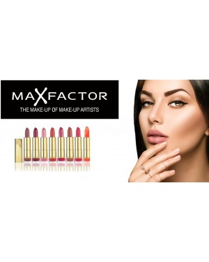 Max Factor Colour Elixir Lipstick in 5 shade Brand new & Authentic