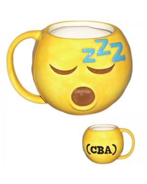 Sleeping Emoji Mug, B14