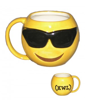 Emoti SUNGLASSES MUG, B14