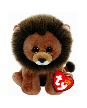 TY BEANIE BABIES 16CM CECIL THE LION - SOFT TOY B19
