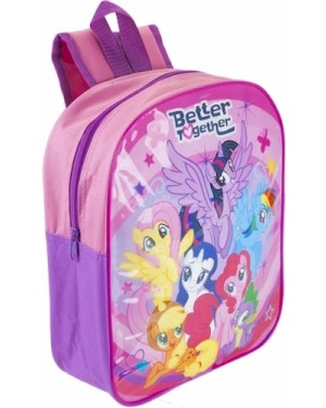 Official My Little Pony Character Junior School Backpack B2 - Brand new