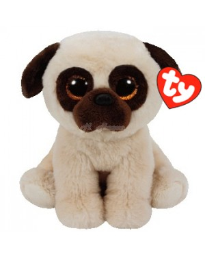 Rufus Pug Beanie Baby TY soft toy