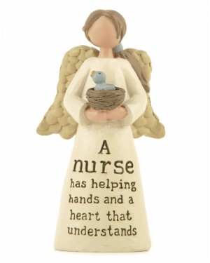 Nurse angel decoration house decor show piece - B48
