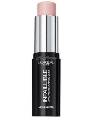 L'Oreal Infallible shaping Blush foundation highlighter in 10 different colour - Brand new.-503 Slay In Rose
