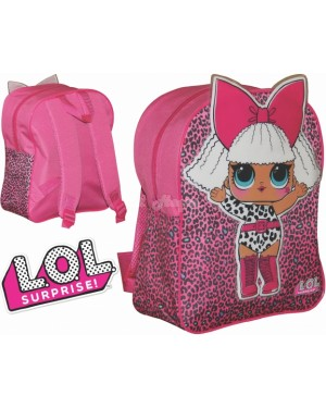 Official L.O.L. Surprise! Diva Character Deluxe Junior School Backpack B10- Brand new