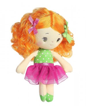 Aurora World 10-Inch Cutie Curls Abby Plush B34