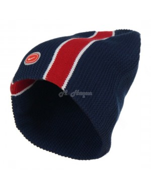 Nike worm beanie hat navy blue B8,23, 25