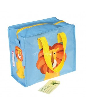 Lion Small Lunch Bag s1r6c1 & s1r6c3, b19