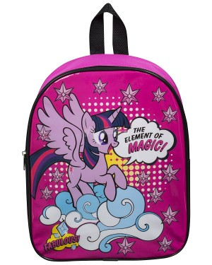 "Official ""My Little Pony"" Character Junior School Backpack - B43"
