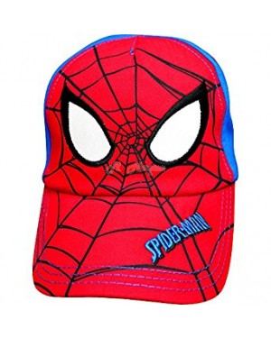 Boy's MARVEL Ultimate Spiderman Superheroes Summer Baseball Cap (8-10 Years) - B26