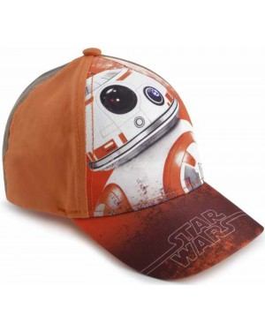 Boys Disney Star Wars BB-8 Character Baseball Caps