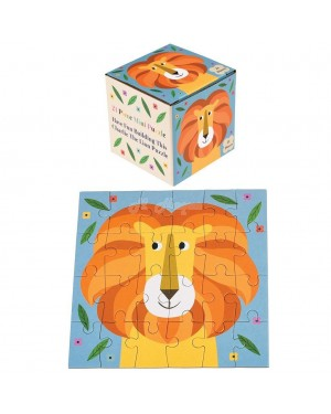 Charlie The Lion 24 Piece Mini Puzzle. B29, 41