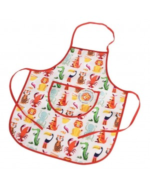 Colourful Creatures Childrens Apron, S1R5C3