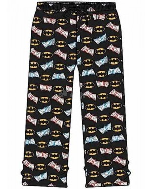 Men's Official DC Comics Batman Character Lounge Trouser Pants B12,15,16,25