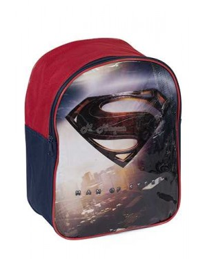 DC Comics Superman Character Junior School Backpack school bag SR2C5, S2R5C3