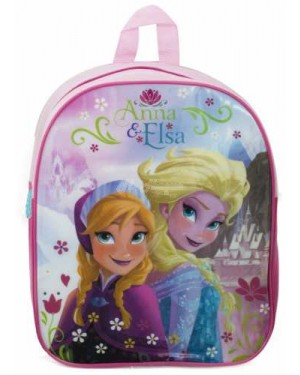 "Official Disney ""Frozen"" Character Junior School Backpacks S2R4C4, S2R3C3, S2R4C3"