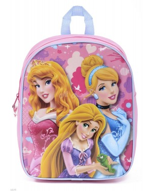 Official Disney Princess Character Junior School Backpacks BAG B6, S2R4C4,S2R3C3
