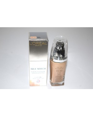L'Oreal True Match Foundation: 0C50 Dark Ochre B45