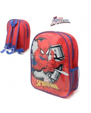 Official Marvel Spider-Man Character Junior School Backpack - Brand new & Authentic