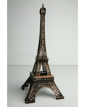 7 Inch Metal Eifel Tower Statue house decor S2R2C3