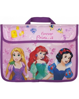 "Official Disney Princess ""Forever Princesses"" Character School Book Bag B10 - Brand new"