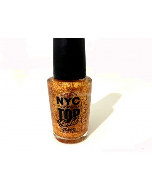 NYC Top of the Gold Top Coat B45