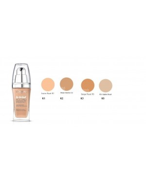 L'Oreal True Match Foundation: R1-C1 Iviore Rose B45
