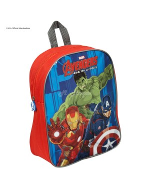 Official Marvel Avengers Character Junior School Backpacks S2R4C3, B25