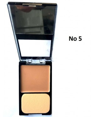 Body Collection Cream to Powder Foundation in 3 shade Brand new & Authentic-NO 5