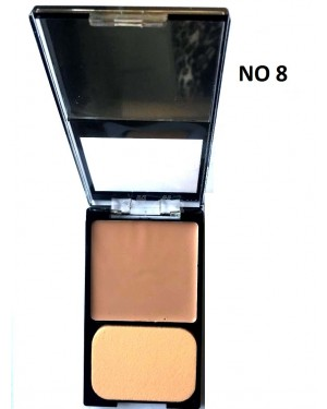 Body Collection Cream to Powder Foundation in 3 shade Brand new & Authentic-NO 8