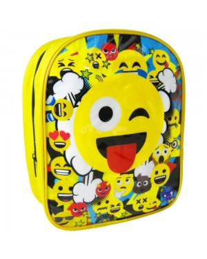 "Official Icon ""Emoji"" Character Junior School Backpack - S2R3C3"