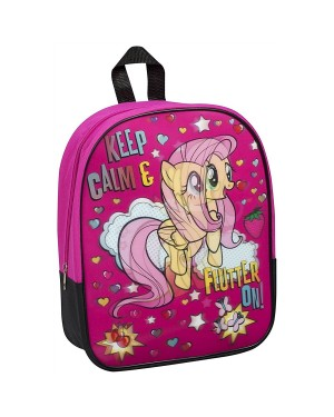 "Official ""My Little Pony"" Character 3D Holographic Junior School Backpack S2R3C3"