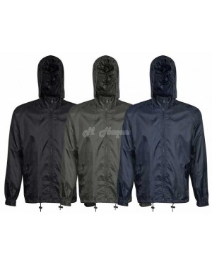 Adults Lightweight Shower Proof Kagool Jackets by Protonic-l