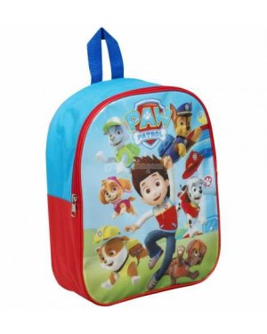 "Official PAW Patrol ""Ryder & the Pups"" Character Junior School Bag Backpack  B-5 & S2R2C5, S2R4C3"
