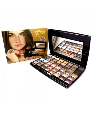 Saffron 48 Nude Colour Eyeshadows (8049) B45