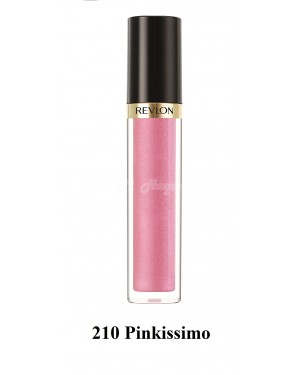Revlon Super Lustrous Lip Gloss in 6 colour B46-210 Pinkissimo