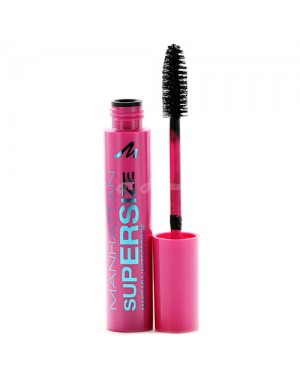 Manhattan Supersize Waterproof Mascara 1010N Black B56