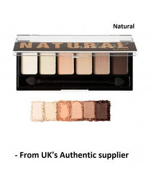 NYX Eye Shadow Palette in 2 shade Brand new & Authentic-Natural