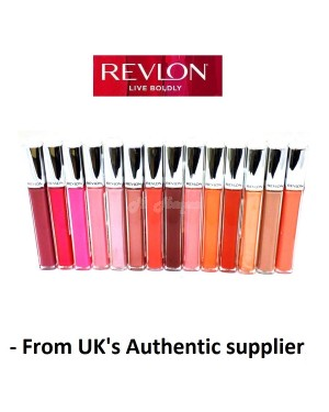 Revlon Ultra HD Lip Lacquer in 14 Colours Brand new & Authentic